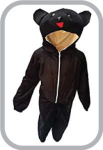 Black Bear Fancy Dress