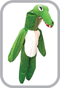 Crocodile Fancy Dress