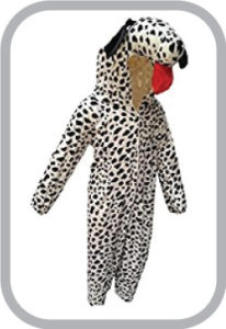 Animal Dress - Dot Dog