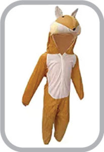 Fox Fancy Dress