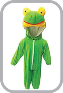 Frog Fancy Dress