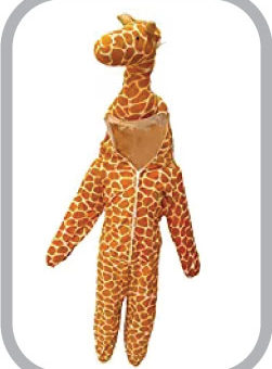Giraffe Fancy Dress Online Sale| Wild Animal Costume Rental Shop Chennai
