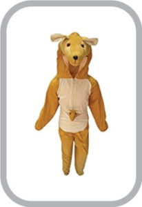 Kangaroo fancy dress for kids,International Wild Animal Costume for School Annual function/Theme