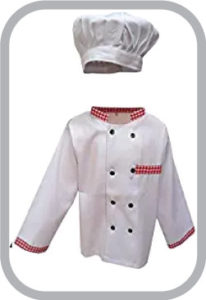 Cook Expert Chef fancy dress for kids,Our Helper Costume for Annual function/Theme Party/Competition/Stage S