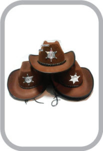 Sheriff Hat