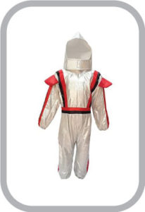 Astronaut fancy dress for kids,Space Costume for Annual function/Theme Party/Competition/Stage S