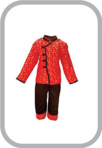 Chinese Boy Traditional Wear fancy dress for kids,Global Costume for Annual function/Theme Party