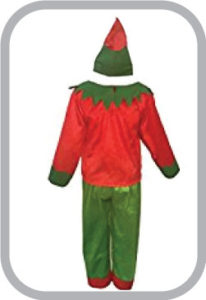 Cristhmas Elfs Dress Elfs Fancy Dress for kids,Fairy Teles Characters Shoemaker,Story book Costume for Annual functio