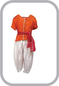 Farmer Fancy Dress For Kids,Our Helper Costume For Annual Function/Theme Party/Competition/Stage