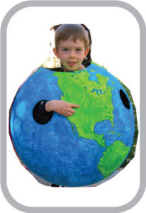 globe fancy dress costume Globe Costume, Cloud Costume how I made a re-usable globe costume for an adult Blue smiling globe buy wholesale new style earth globe