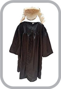 Court Headman Judge Fancy Dress For Kids,Our Helper Costume For Annual Function/Theme Party/Competition/Stage