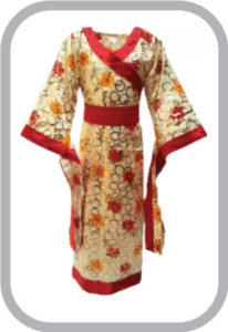 Japanese Kimono Traditional Wear Fancy Dress for kids,Global Costume for Annual function/Theme P