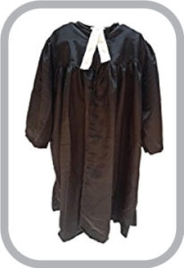 Advocate Lawyer Fancy Dress For Kids,Our Helper Costume For Annual Function/Theme Party/Competition/Stage