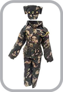 Army costumes Indian Military Fancy Dress For Kids,Our Helper/National Hero Costume For Annual Function/Theme