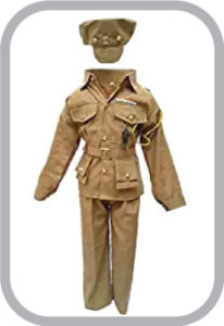 Police Man Police Man Fancy Dress For Kids,Our Helper Costume For Annual Function/Theme Party/Competition/S