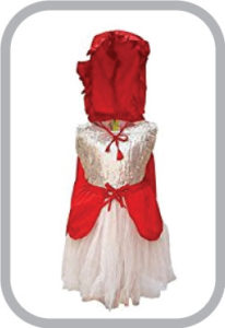 Red Riding Hood Fancy Dress for kids,Fairy Teles,Story book Costume for Annual function/Theme Pa