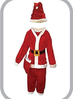 santa claus dress for kids , santa claus costumes,frozen dress for kids