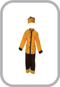Japanese Boy Traditional Wear fancy dress for kids,Global Costume for Annual function/Theme Part