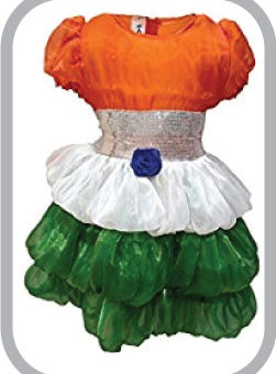 Republic Day Fancy Dress sale chennai, Independence Day dresses, Indian Flag dresses, Tri colour costumes, National theme dresses, indian freedom fighter fancy dresses chennai,