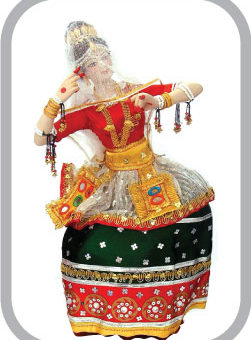 Indian Traditional Dance Costume Fancy Dress Sale Malaysia