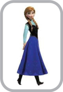 Princess-Anna-Fancy-Costume | Princess Snow White | Princess Cinderella | Princess Aurora | Princess Ariel | Princess Belle | Princess Jasmine | Princess Pocahontas | Princess Mulan Fancy Dress - Fancy Costumes