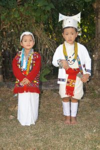 Regional Folk Dance Dresses
