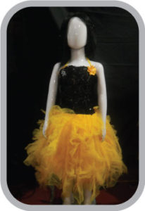 Kids Frock for Dance