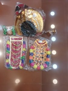 Traditional drama accessories