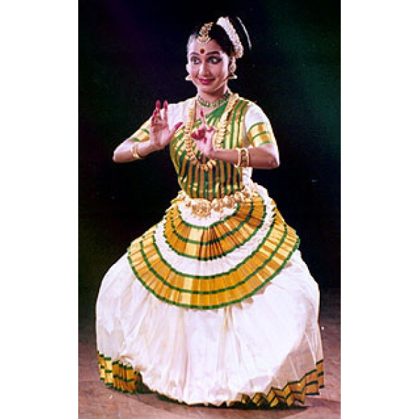 mohiniyattam dance dress costume