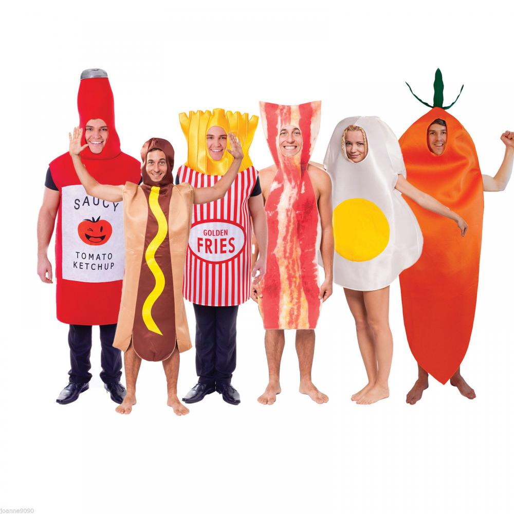 food item costumes
