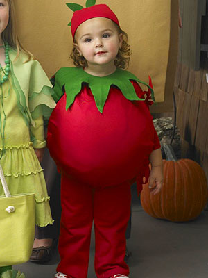 Vegetable Fancy Costume Dress