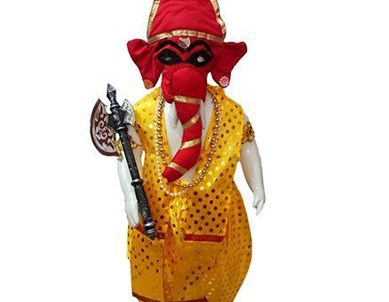 Ganesh kids fancy dress, Ganesha God fancy dress for kids, Ganpati Bappa Maurya costume, Ekdant, Chaturbhuj, Vighnaharta, Hindu Gods characters costume, Ganesh Chaturthi costume, Ganpati costume, Lord Ganpati, Ganeshji bhagvan, Ganesh ji bhagwan, Kids Ganesh God Fancy Dress Costume, Indian God costume, Kids fancy dress, Hindu mythology costume, Hindu Epic costume, childrens fancy dress costume ideas, best baby costumes for rent, fancy dress shops, Indian fancy dress, costume sale, kids fancy dress costumes, fancy dress competition for kids, boys fancy dress, fancy dress themes, costumes for rent, fancy dress ideas for, rent fancy dress.