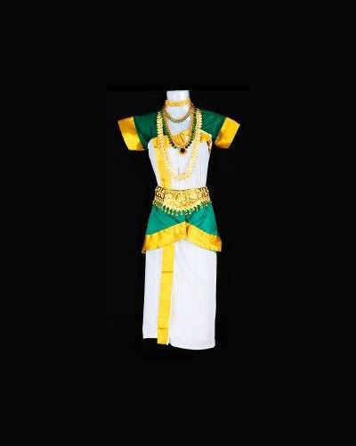 Kerala Natanam Group Dance Dress, Kerala folk dance costume, malayalee girl dance dress, south indian dance costume, kerala mohiniyattam dress, kerala nirtham dress, kerala kalolsavam costumes, kerala dance costumes, malayalee dance costume, traditional mallus dance costumes,