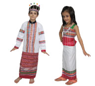 Tripura state Fancy Dress,Tripura state Costume,Tripura Girl Kids Costume Wear,Indian Dance Tripura Boy Dress,Indian State Costume,Birthday Party Dress,Annual Function Dress,Theme Party Dress,Competition Dress,Stage Shows Dress